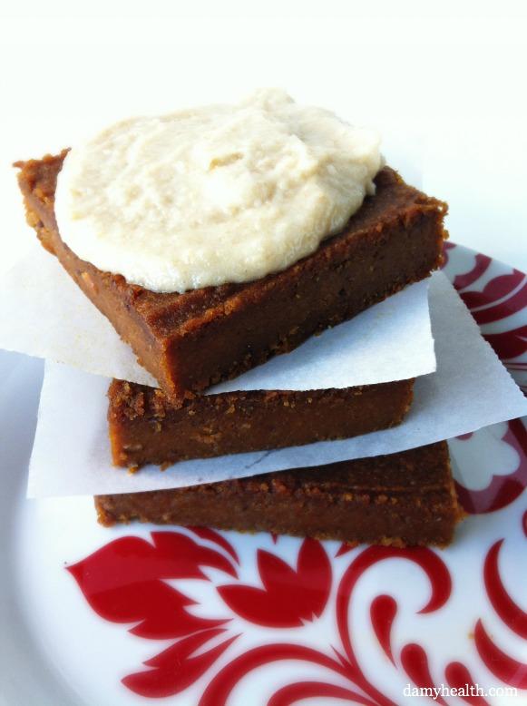 Gluten Free Vegan Ginger Bread Cake