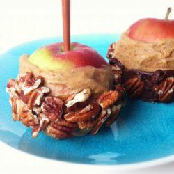 Healthy Carmel Apple Recipe
