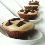 Chocolate Chip Cheesecake Cups (Raw Vegan)