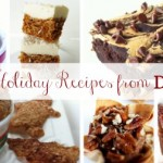 Day 1 – 10 Healthy Holiday Recipes a Day for 10 Days from DAMY Health