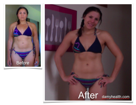 Sarah's Bikini Body Program Journey