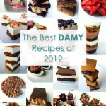 The Best DAMY Recipes of 2012