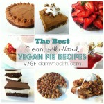 The Best Clean, All Natural, Vegan Pie Recipes