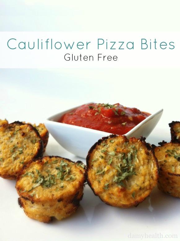 Pizza-Cauliflower-Bites
