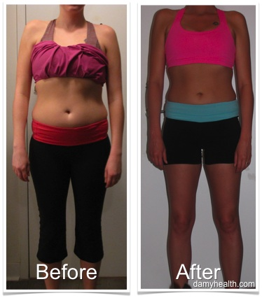 Jessica's Bikini Body Program Success Story