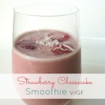 Strawberry Cheesecake Youth Glow Smoothie