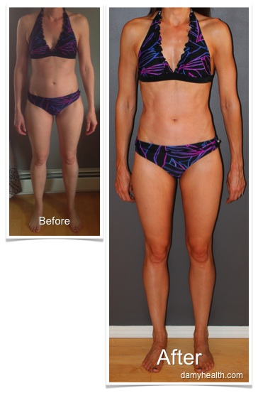 K's Bikini Body Program Success Story