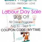 Labour Day SALE 20% OFF DAMY Programs