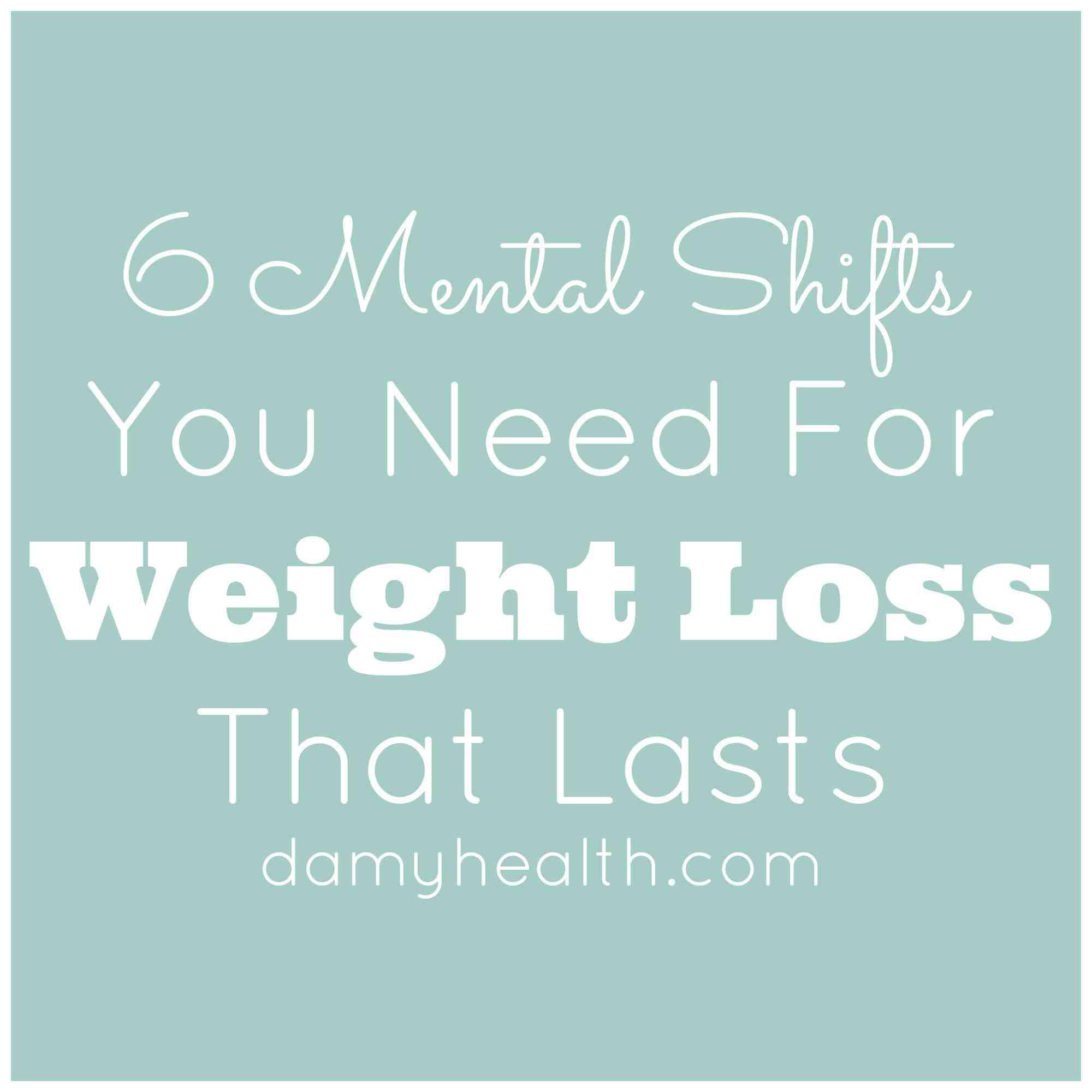 Mental Shifts