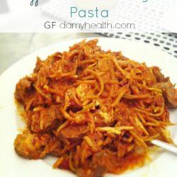 Lazy Low Carb Pasta1