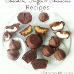 16 Awesome Vegan Chocolate, Truffle & Cheesecake Recipes
