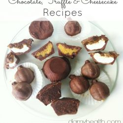 16 Awesome Vegan Chocolate, Truffle and Cheesecake Recipes1