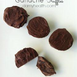 Raw Vegan Chocolate Ganache Truffles1