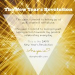 DAMY New Year's Revolution – Dance to a New Rhythm this Year