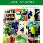 Green Goddess Juice & Smoothie Recipes eBook