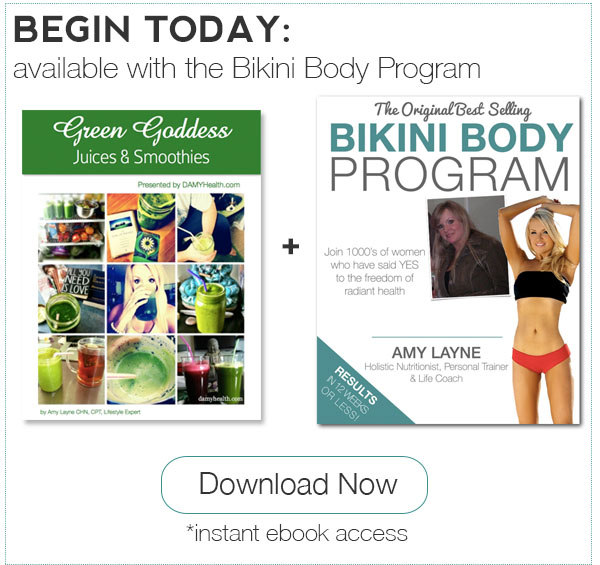 Smoothies eBook Plus Bikini Body Program