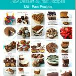 The Healthy Rebel – Raw Dessert & Treat Recipe eBook Cookbook