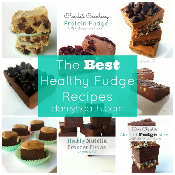 The Best Healthy Fudge Recipes