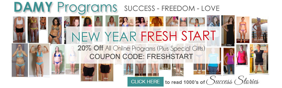 New Year Fresh Start Header