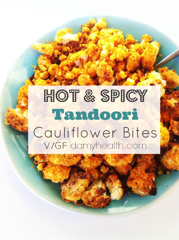 Hot & Spicy Cauliflower Bites1