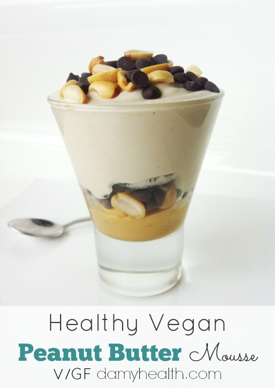 Peanut Butter Mousse1