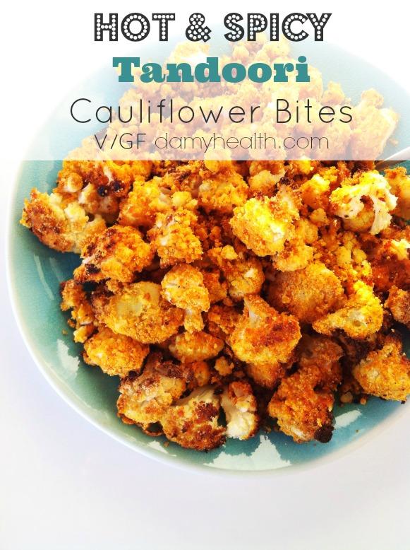 Vegan Tandoori Cauliflower Bites1