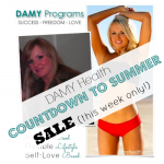 DAMY Countdown to Summer SALE