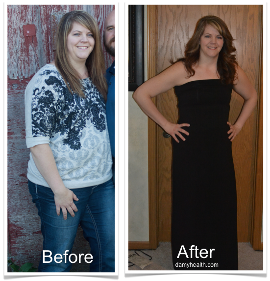 Sara's DAMY Method Success Story