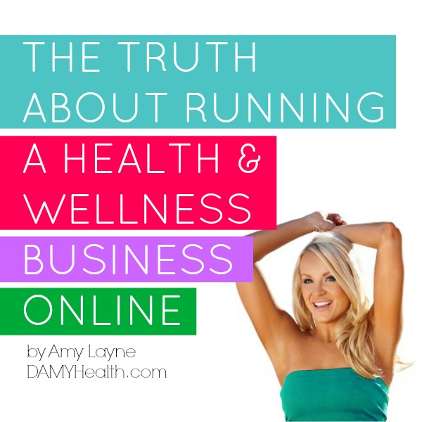 Online Weight Loss Business