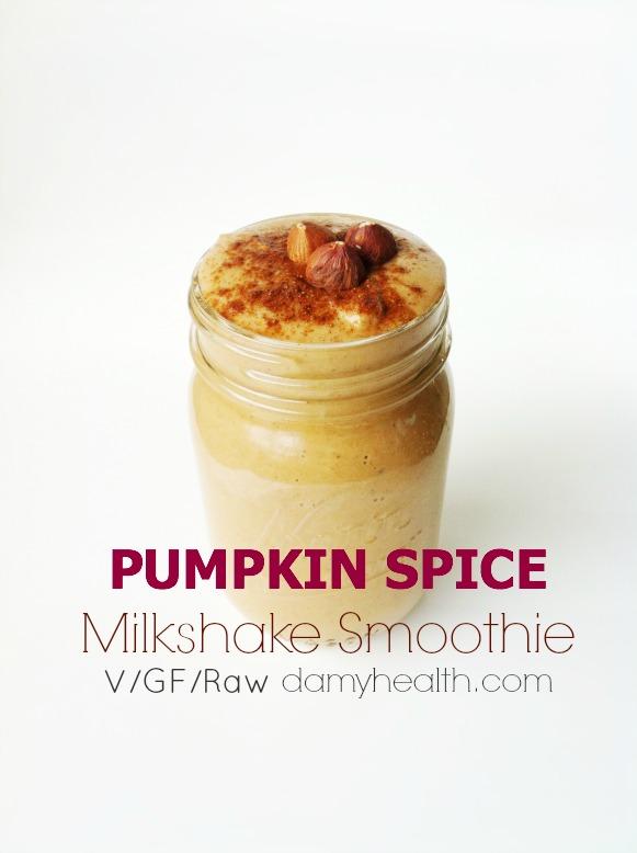 The Best Pumpkin Spice Latte Smoothie1