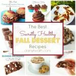 The Best Secretly Healthy Fall Dessert Recipes