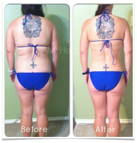 Crystals Bikini Body Success Back