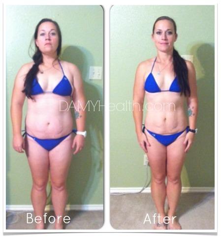 Crystals Bikini Body Weight Loss