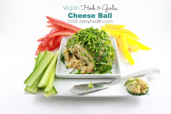 Healthy Cheese Ball Recipe1