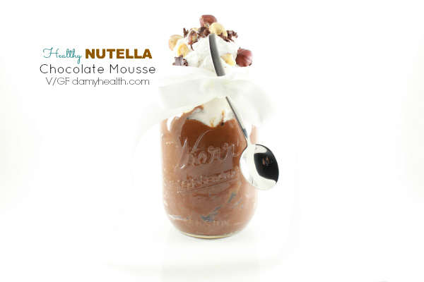 Healthy Nutella Mousse2