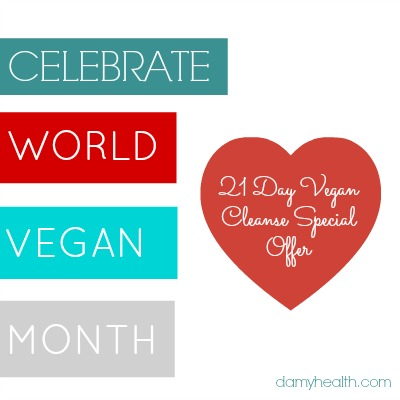 Vegan Cleanse World Vegan Month
