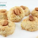 Vegan Almond Macaroons