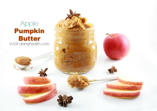 Apple Pumpkin Butter