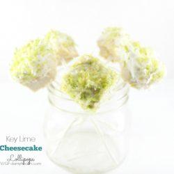 raw vegan key lime pie cheesecake lollipops1