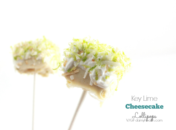 vegan key lime pie cheesecakes on a stick 1