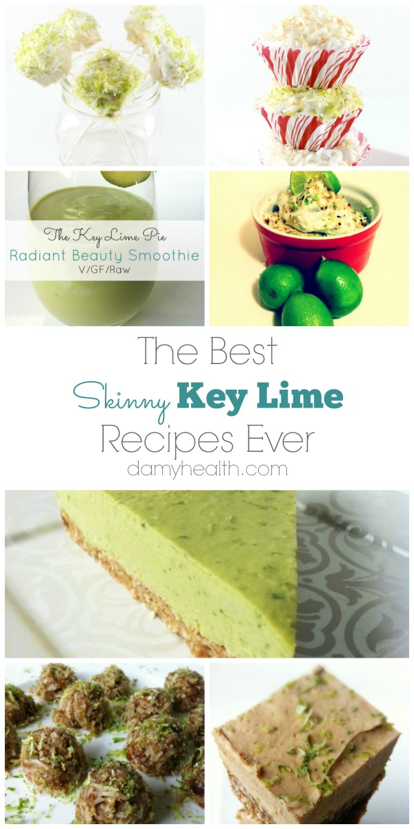 Skinny Key Lime Recipes