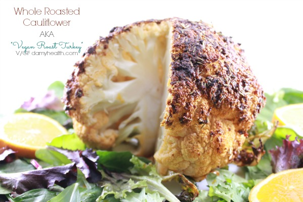 Spiced Whole Roasted Cauliflower1