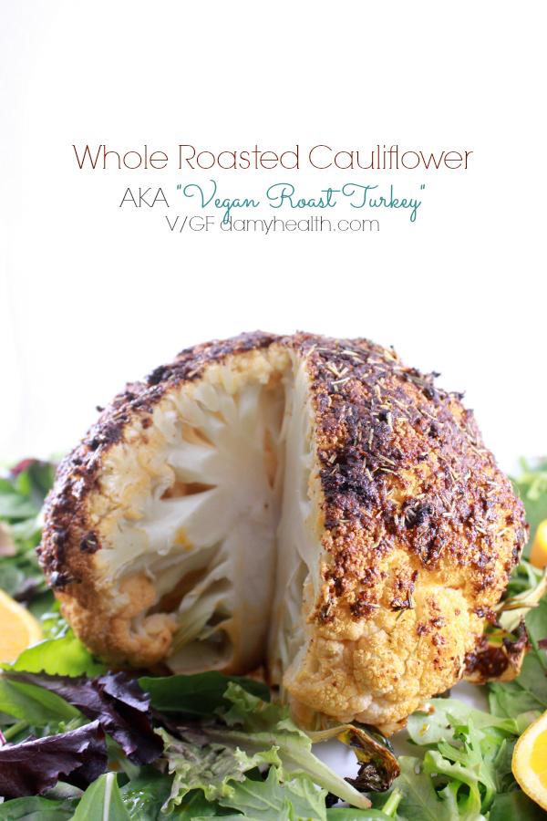 Vegan Roasted Turkey