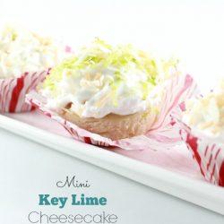 key lime cheesecake bites1