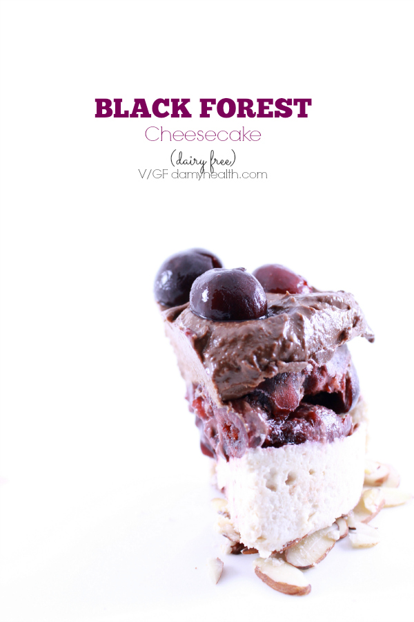 Chocolate Black Forest Cheesecake1