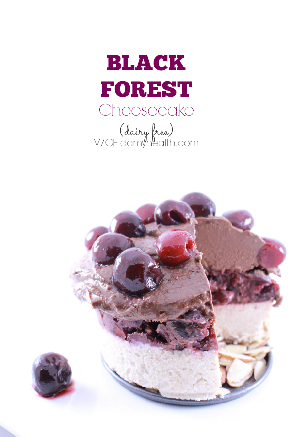 Raw Vegan Black Forest Cheesecake1