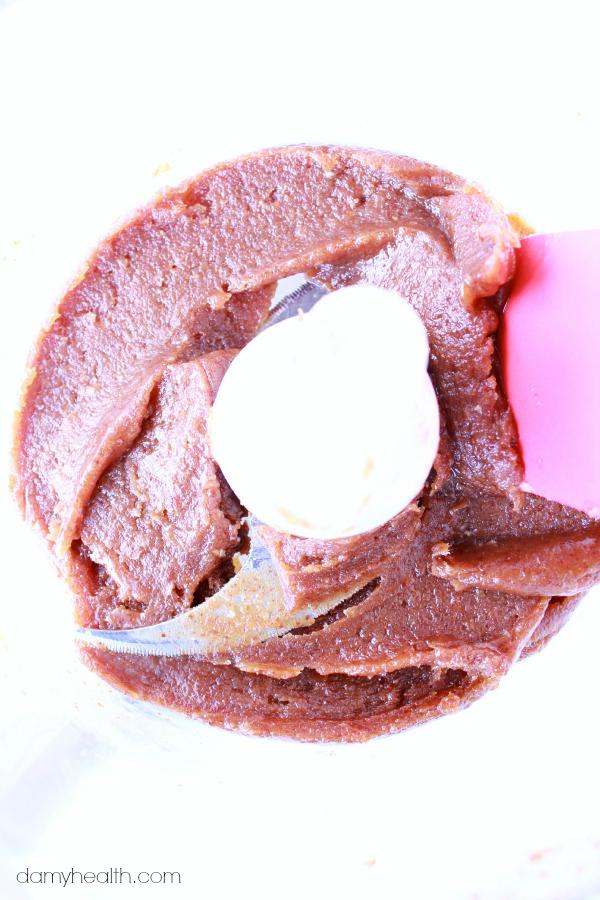 Vegan Peanut Butter Salted Caramel Truffles