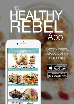 The Healthy Rebel App