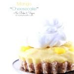 "Mango ""Cheesecake"" – No-Bake & Vegan"