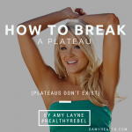 How to Break a Plateau (Plateaus Don't Exist)